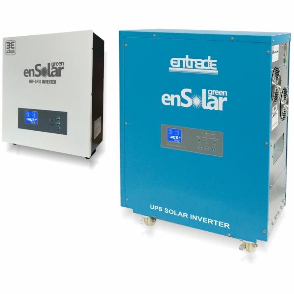 OffGrid Solar Inverter con Accumulo